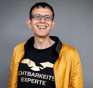 Sichtbarkeits-Experte Guido Steinberg