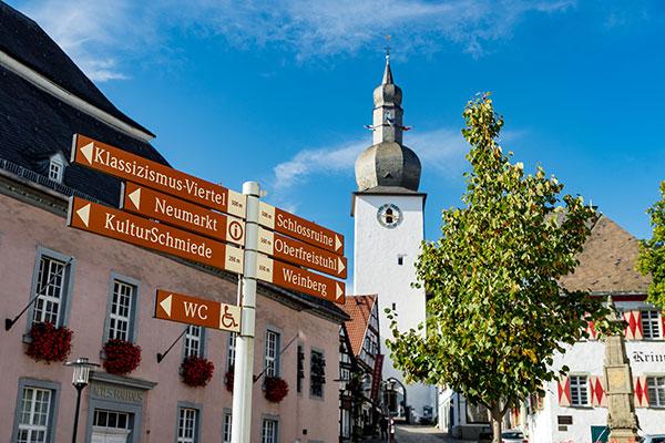 Arnsberg Hochsauerland NRW